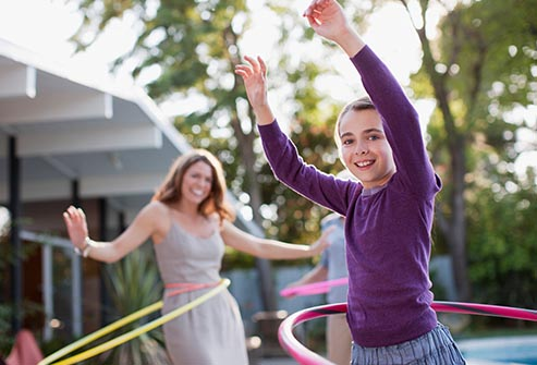 3 Ways To Encourage Kids To Exercise Without Them Realizing