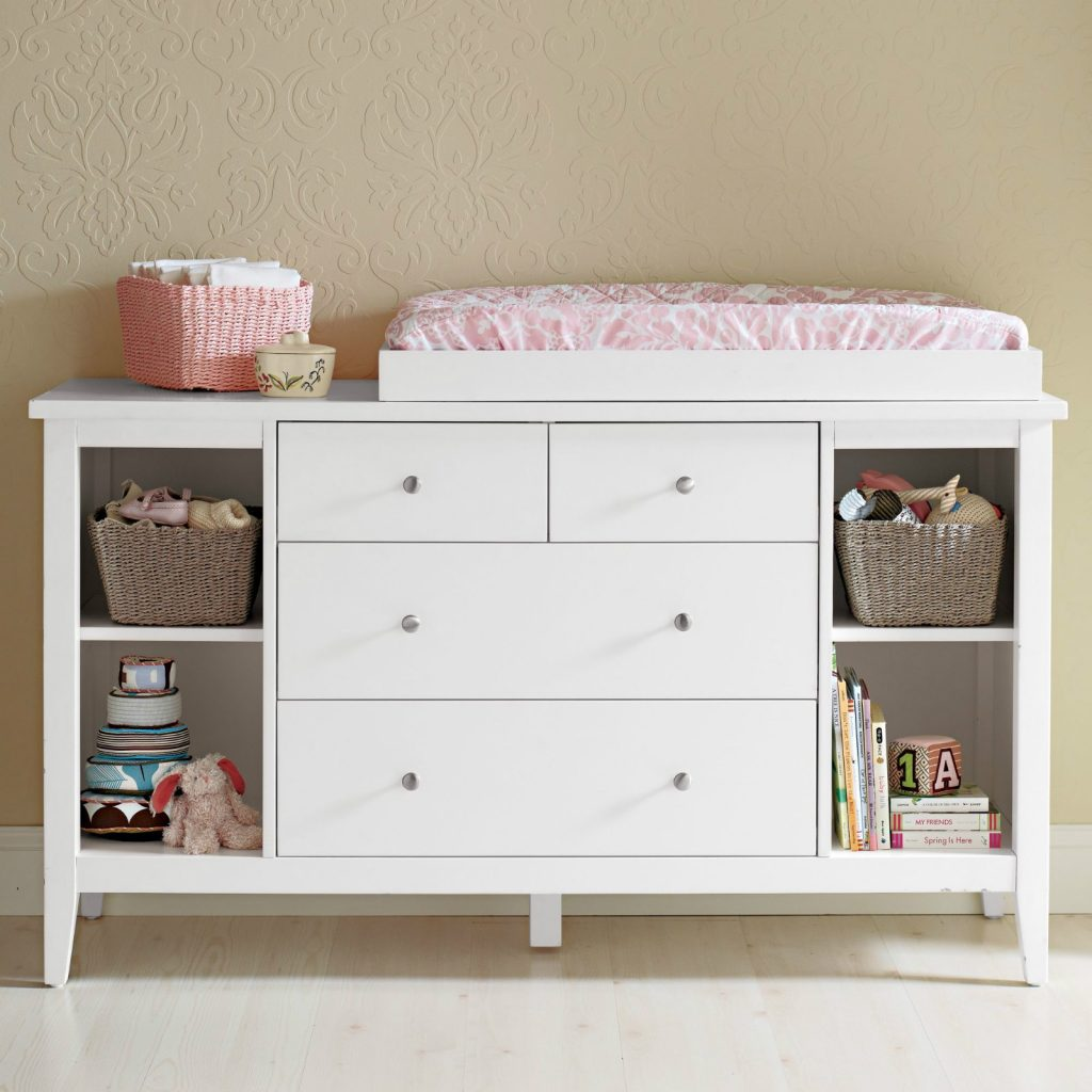 Changing table for baby doll