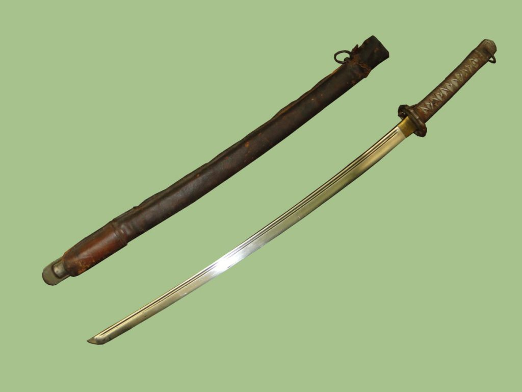 Samurai Sword for Sale