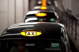 e-hail taxi services
