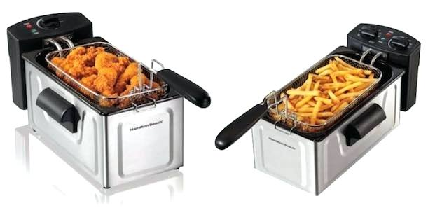 Hamilton 35033 deep fryer