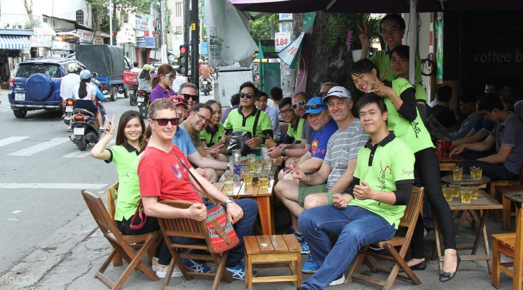 Restaurants in Saigon tour