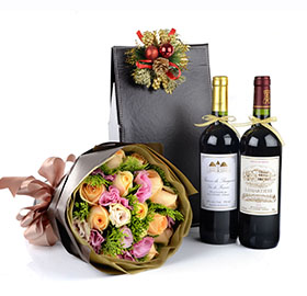 A Wine Gift Baskets