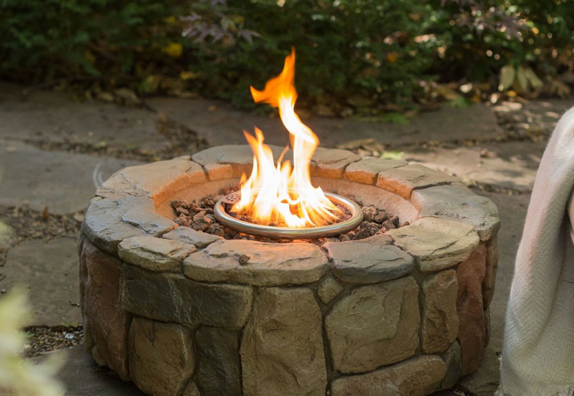 Outdoor Heaters & Firepits
